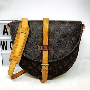 Louis Vuitton chantilly gm Monogram Crossbody Bag
